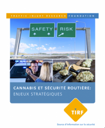 couverture rapport cannabis route