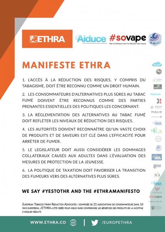 ethra-manifesto